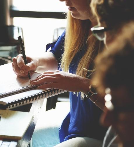 écrire pour les particuliers - des idées et des mots